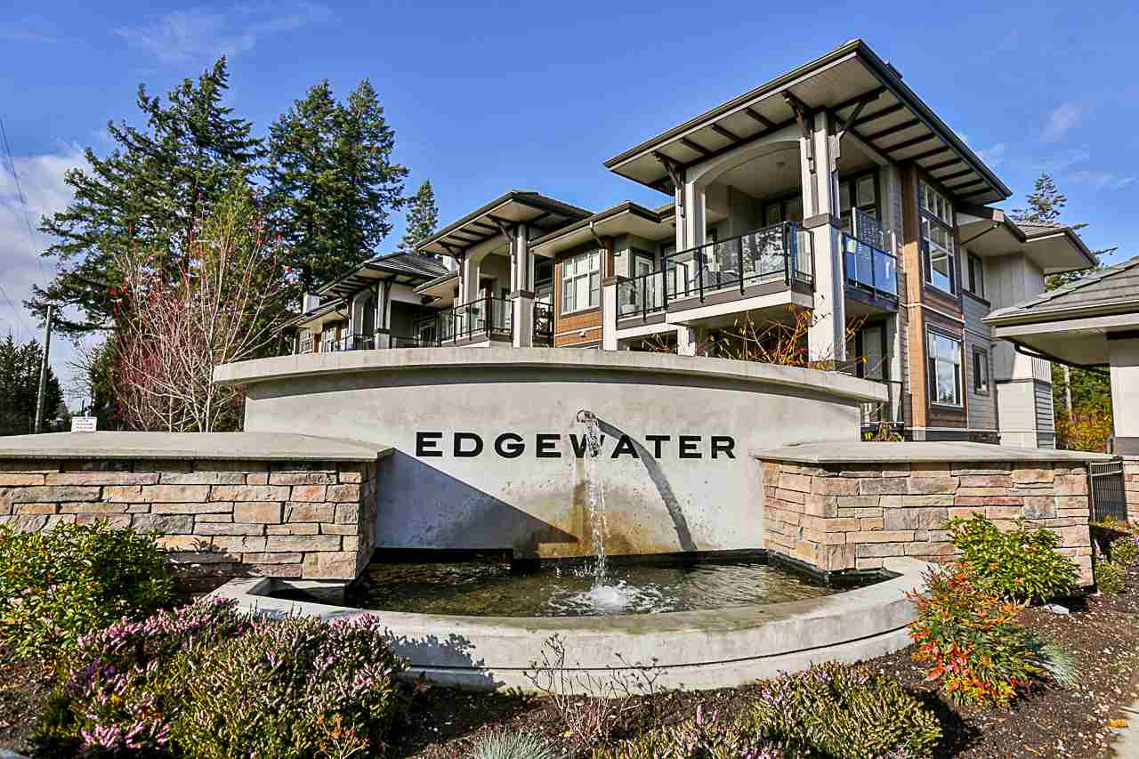 "Main Photo: 111 15155 36 Avenue in Surrey: Morgan Creek Condo for sale in ""EDGEWATER"" (South Surrey White Rock)  : MLS®# R2219976"