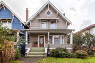 "Main Photo: 1738 CHARLES Street in Vancouver: Grandview VE House for sale in ""COMMERCIAL DRIVE"" (Vancouver East)  : MLS® # R2223447"