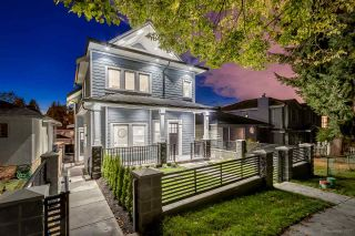 Main Photo: 5487 DUNDEE Street in Vancouver: Collingwood VE House 1/2 Duplex for sale (Vancouver East)  : MLS® # R2229951