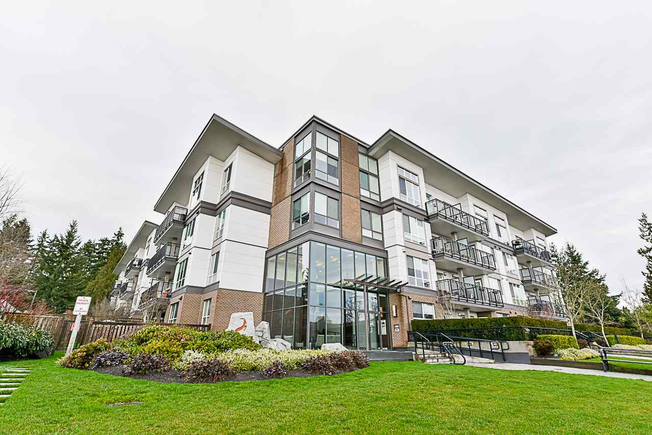 "Main Photo: 421 12039 64 Avenue in Surrey: West Newton Condo for sale in ""Luxor"" : MLS® # R2236860"
