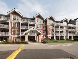 "Main Photo: 108 6450 194 Street in Surrey: Clayton Condo for sale in ""Waterstone"" (Cloverdale)  : MLS® # R2243492"