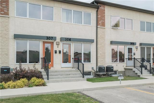Main Photo: 306 80 Rougeau Garden Drive in Winnipeg: Mission Gardens Condominium for sale (3K)  : MLS®# 1807135