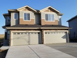 Main Photo:  in Edmonton: Zone 55 House Half Duplex for sale : MLS®# E4115590