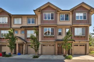 "Main Photo: 51 10151 240 Street in Maple Ridge: Albion Townhouse for sale in ""ALBION STATION"" : MLS®# R2287646"