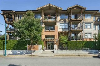 "Main Photo: 412 500 KLAHANIE Drive in Port Moody: Port Moody Centre Condo for sale in ""KLAHANIE"" : MLS®# R2316028"
