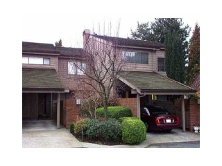 "Main Photo: 4005 VINE Street in Vancouver: Quilchena Townhouse for sale in ""ARBUTUS VILLAGE"" (Vancouver West)  : MLS® # V1043793"