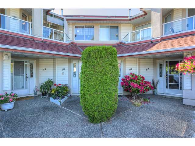 "Main Photo: 60 31406 UPPER MACLURE Road in Abbotsford: Abbotsford West Townhouse for sale in ""ELLWOOD ESTATES"" : MLS® # F1414978"