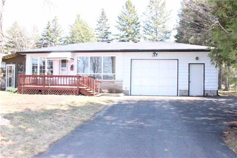 Main Photo: 289 Morrison Avenue in Brock: Beaverton House (Bungalow) for sale : MLS®# N3175500