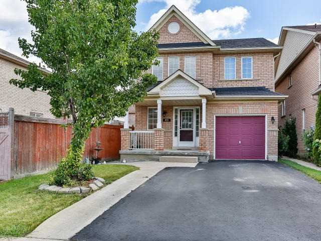 Main Photo: 49 Allangrove Drive in Brampton: Fletcher's Meadow House (2-Storey) for sale : MLS®# W3280438