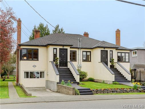 Photo 1: 2361/2367 Central Avenue in VICTORIA: OB South Oak Bay Single Family Detached for sale (Oak Bay)  : MLS® # 361585