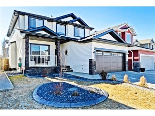 Main Photo: 186 THORNLEIGH Close SE: Airdrie House for sale : MLS® # C4054671
