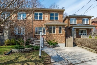Main Photo: 142 Forman Avenue in Toronto: Mount Pleasant East House (2-Storey) for lease (Toronto C10)  : MLS(r) # C3507333