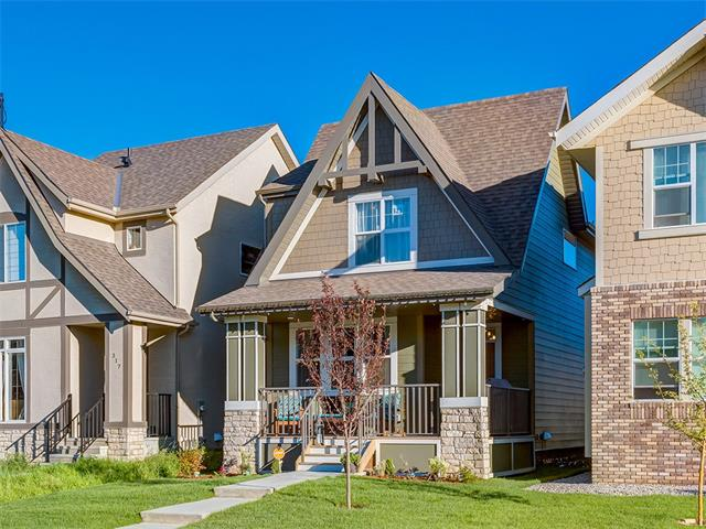 Main Photo: 321 MARQUIS Heights SE in Calgary: Mahogany House for sale : MLS® # C4074094