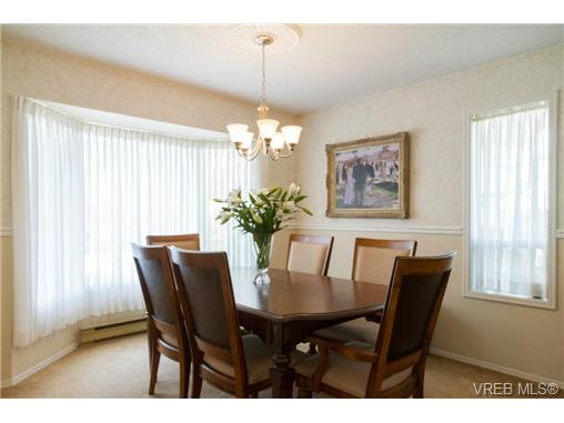 Photo 6: 2441 Costa Vista Place in VICTORIA: CS Tanner Single Family Detached for sale (Central Saanich)  : MLS® # 368863