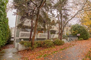 "Main Photo: 107 1545 E 2ND Avenue in Vancouver: Grandview VE Condo for sale in ""TALISHAN WOODS"" (Vancouver East)  : MLS® # R2121835"