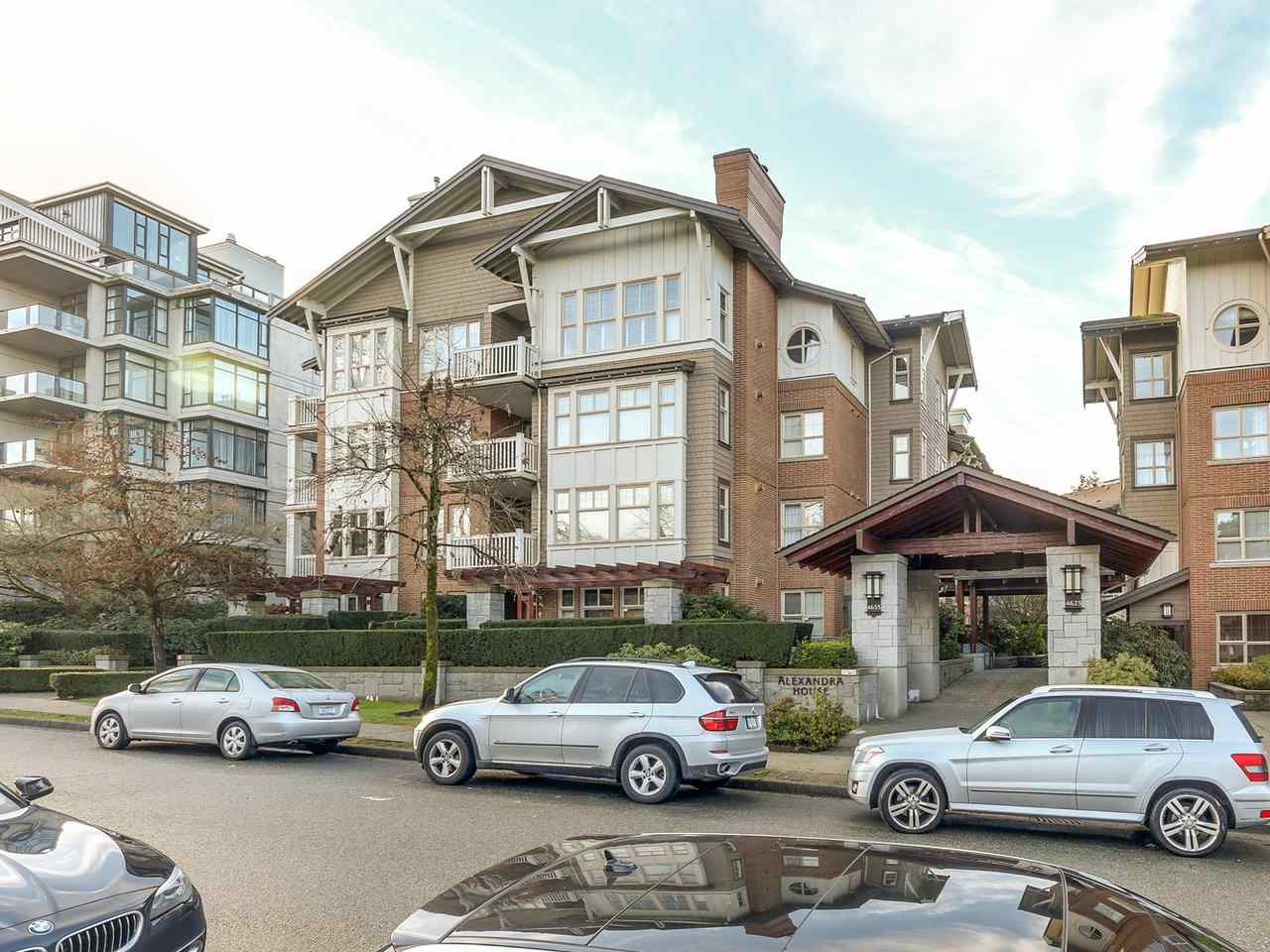 "Main Photo: 1306 4655 VALLEY Drive in Vancouver: Quilchena Condo for sale in ""ALEXANDRA HOUSE"" (Vancouver West)  : MLS® # R2133417"