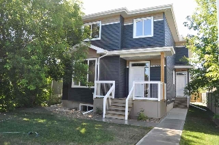 Main Photo:  in Edmonton: Zone 17 House Half Duplex for sale : MLS(r) # E4049624