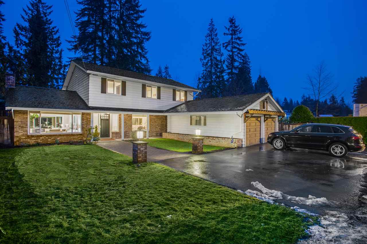 "Main Photo: 3772 EDGEMONT Boulevard in North Vancouver: Edgemont House for sale in ""CAPILANO"" : MLS® # R2145723"