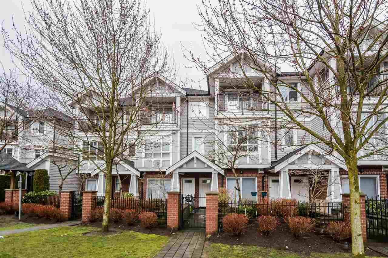 "Main Photo: 18 13239 OLD YALE Road in Surrey: Whalley Condo for sale in ""FUSE"" (North Surrey)  : MLS(r) # R2147376"