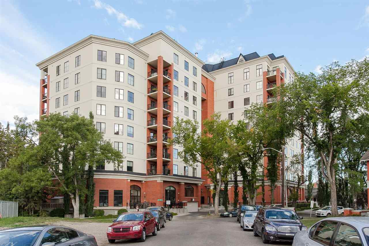 Main Photo: 1001 10108 125 Street NW in Edmonton: Zone 07 Condo for sale : MLS(r) # E4060611
