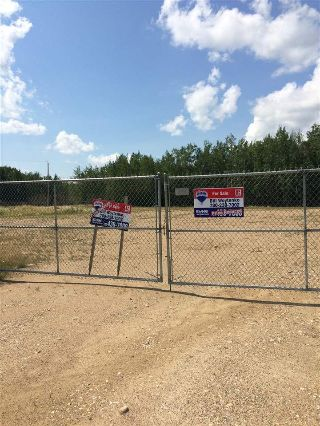 Main Photo: 3905 53 Street: Athabasca Town Land (Commercial) for sale : MLS® # E4060806