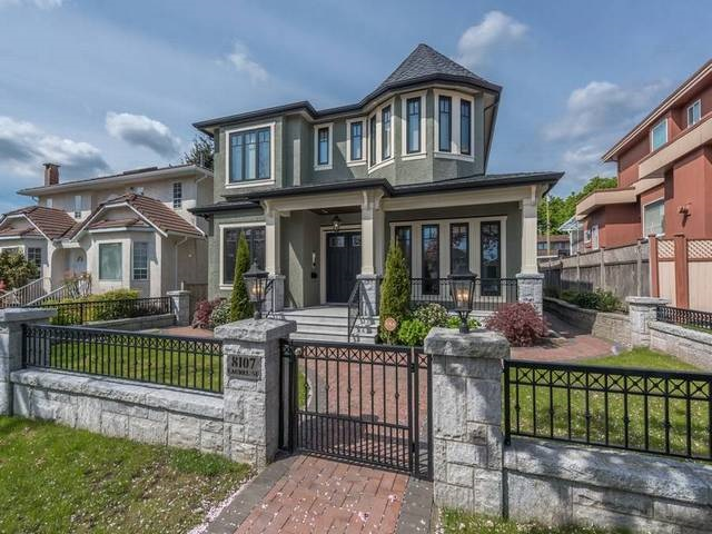 Main Photo: 8107 LAUREL Street in Vancouver: Marpole House for sale (Vancouver West)  : MLS(r) # R2163927