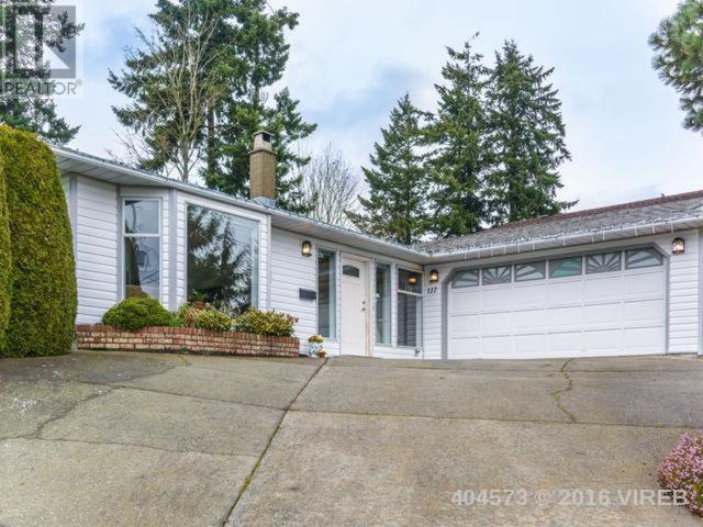 Main Photo: 117 Chantrells Place in Nanaimo: House for sale : MLS(r) # 404573