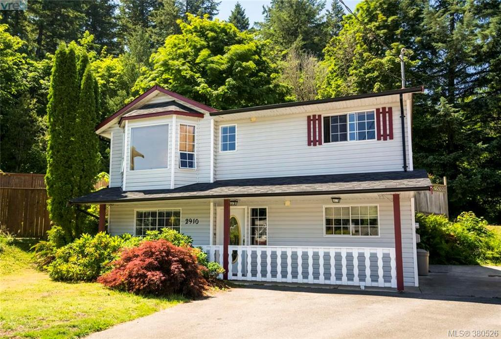 Main Photo: 2910 Palsson Place in VICTORIA: La Goldstream Single Family Detached for sale (Langford)  : MLS®# 380526