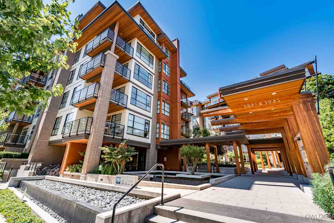Main Photo: 510 5983 GRAY Avenue in Vancouver: University VW Condo for sale (Vancouver West)  : MLS®# R2189465
