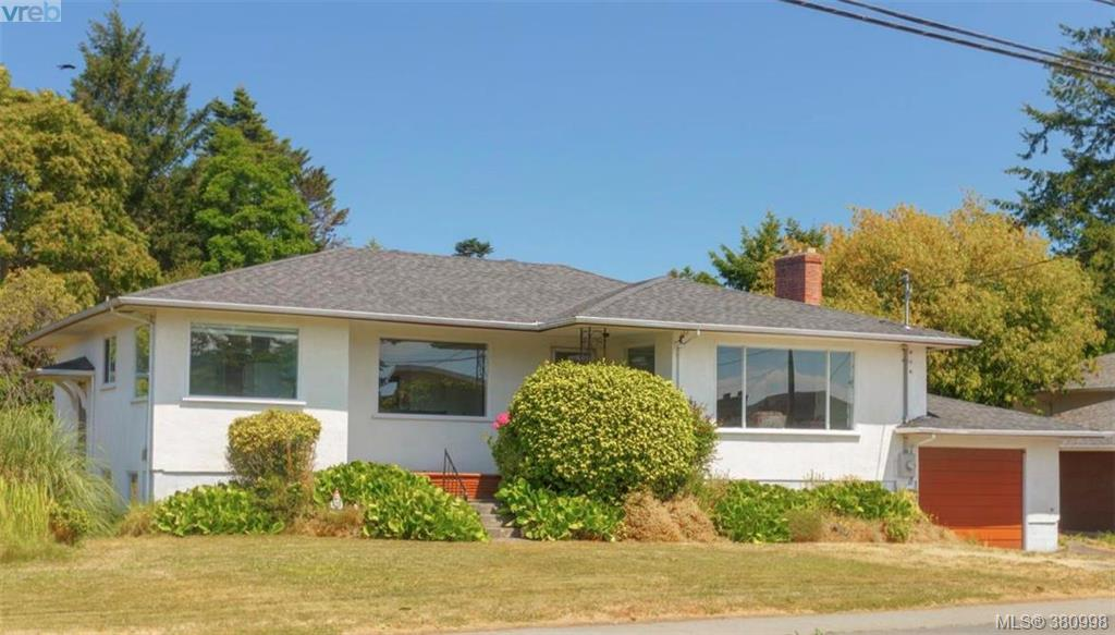 Main Photo: 3920 Cadboro Bay Road in VICTORIA: SE Cadboro Bay Single Family Detached for sale (Saanich East)  : MLS® # 380998