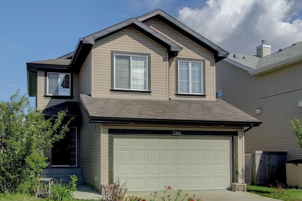 Main Photo: 17803 89 Street in Edmonton: Zone 28 House for sale : MLS® # E4075765