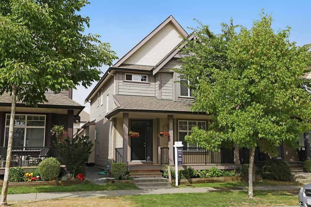 "Main Photo: 7285 192A Street in Surrey: Clayton House for sale in ""COPPER CREEK N. CLAYTON HEIGHTS"" (Cloverdale)  : MLS® # R2200433"