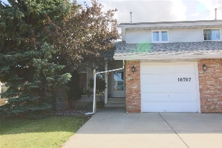Main Photo: 10707 24 Avenue in Edmonton: Zone 16 House Half Duplex for sale : MLS® # E4081460
