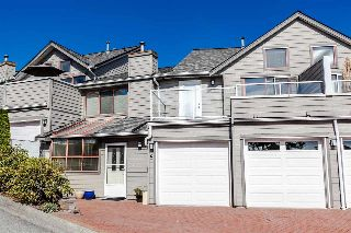Main Photo: 8 323 GOVERNOR'S COURT in New Westminster: Fraserview NW Townhouse for sale : MLS® # R2207021