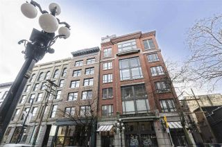 "Main Photo: 401 28 POWELL Street in Vancouver: Downtown VE Condo for sale in ""POWELL LANE"" (Vancouver East)  : MLS® # R2226762"