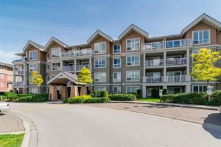 "Main Photo: 413 6430 194 Street in Surrey: Clayton Condo for sale in ""Waterstone"" (Cloverdale)  : MLS® # R2231688"