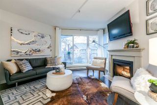 "Main Photo: 310 2020 W 8TH Avenue in Vancouver: Kitsilano Condo for sale in ""Augustine Gardens"" (Vancouver West)  : MLS® # R2235153"