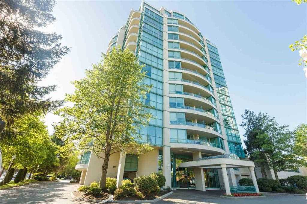 "Main Photo: 410 8851 LANSDOWNE Road in Richmond: Brighouse Condo for sale in ""CENTREPOINTE"" : MLS®# R2269489"