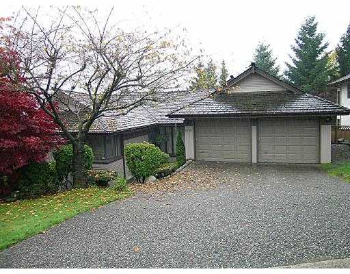 Photo 1: 1288 LANSDOWNE DR in Coquitlam: Upper Eagle Ridge House for sale : MLS® # V565249