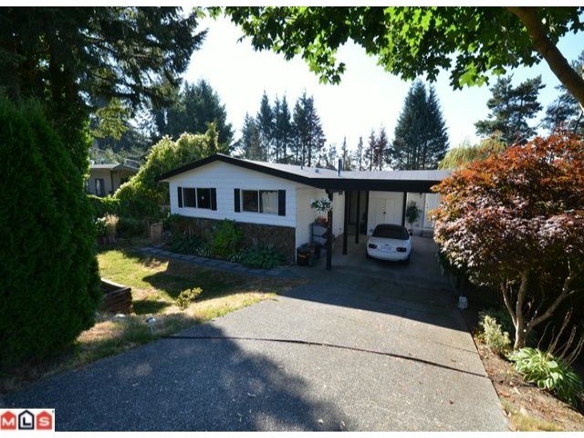 Main Photo: 32426 MCRAE Avenue in Mission: Mission BC House for sale : MLS® # F1223442