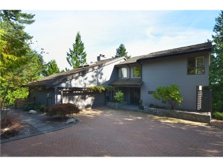 Main Photo: 4722 MEADFEILD Place in West Vancouver: Caulfeild House for sale : MLS(r) # V969423