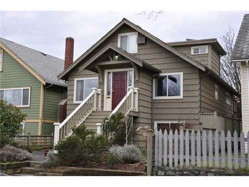 Photo 1: 479 55TH Ave in Vancouver East: South Vancouver Home for sale ()  : MLS® # V861979