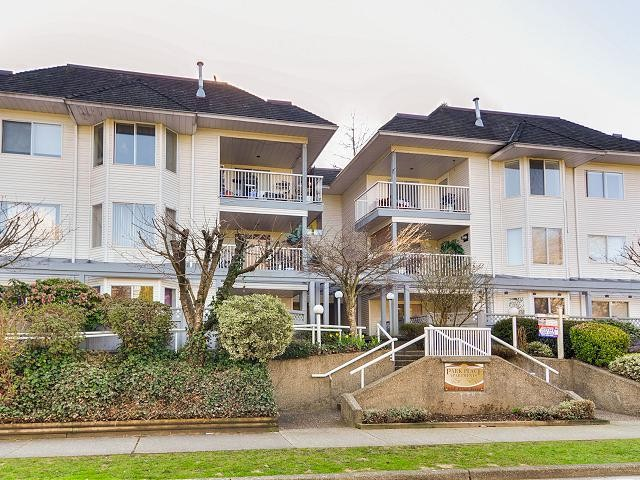 Main Photo: 104 3088 FLINT Street in Port Coquitlam: Glenwood PQ Condo for sale : MLS® # V1054892