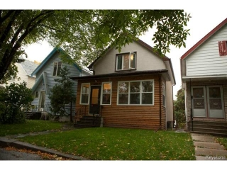 Main Photo: 248 Kitson Street in WINNIPEG: St Boniface Residential for sale (South East Winnipeg)  : MLS® # 1424288