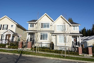 "Main Photo: 3377 DARWIN Avenue in Coquitlam: Burke Mountain House 1/2 Duplex for sale in ""THE BRAE II"" : MLS(r) # R2022180"
