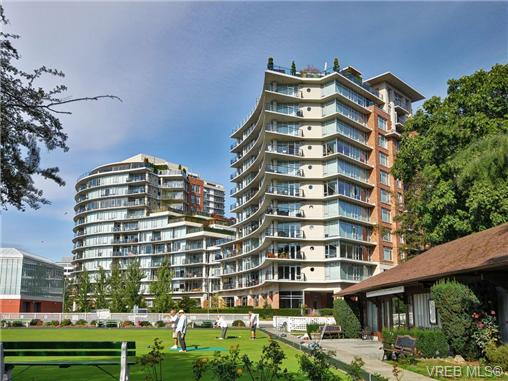 Main Photo: S1107 737 Humboldt Street in VICTORIA: Vi Downtown Condo Apartment for sale (Victoria)  : MLS® # 360861