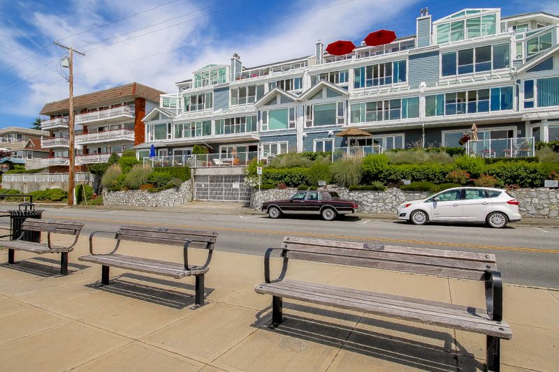 "Photo 1: Photos: 306 15165 MARINE Drive: White Rock Condo for sale in ""Semiahmoo Shores"" (South Surrey White Rock)  : MLS® # R2076728"