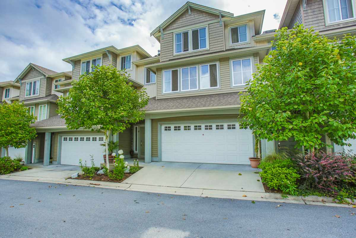 "Main Photo: 4 11160 234A Street in Maple Ridge: Cottonwood MR Townhouse for sale in ""THE VILLAGE AT KANAKA"" : MLS®# R2090756"