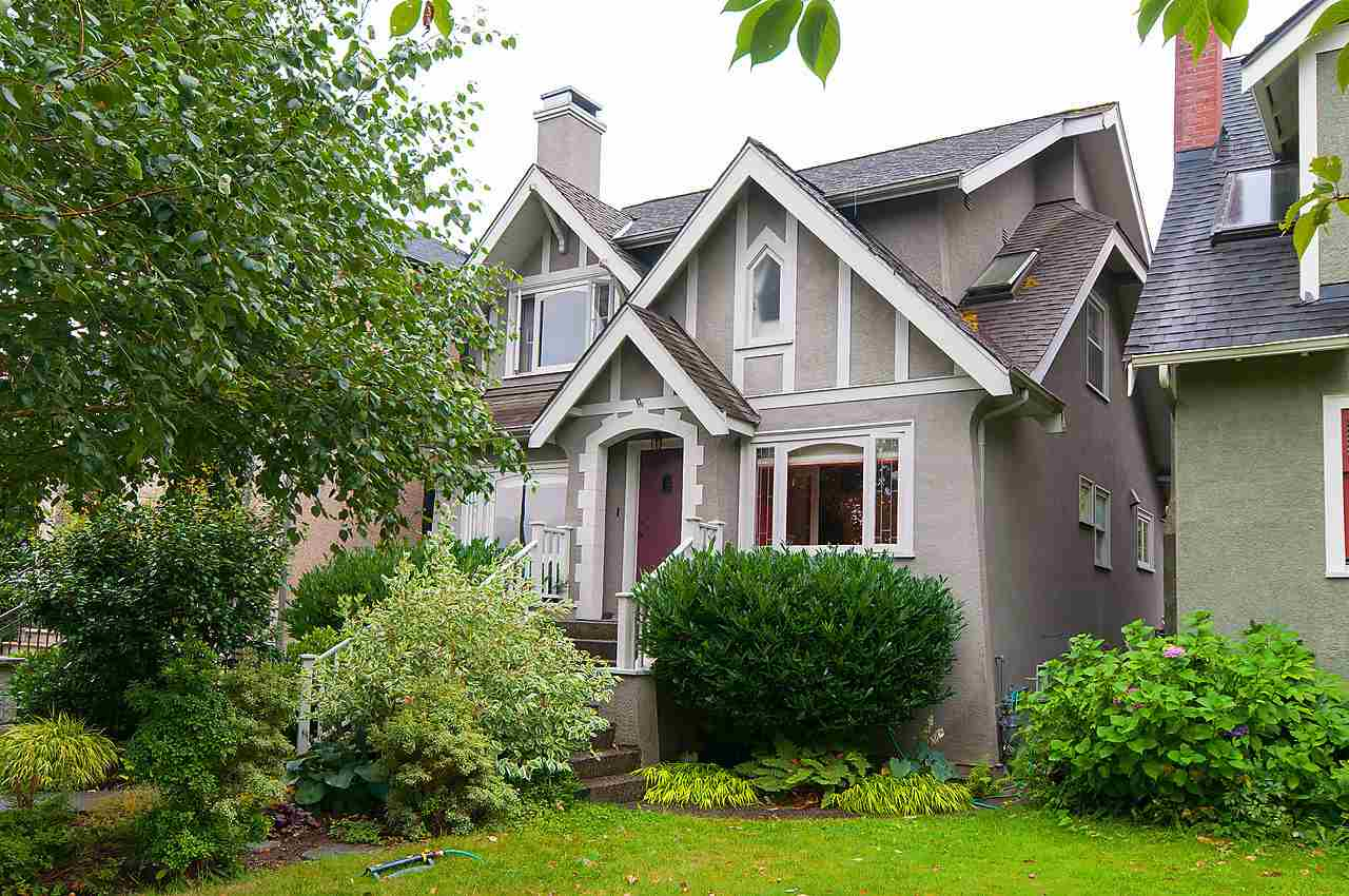 Main Photo: 3808 W 19TH Avenue in Vancouver: Dunbar House for sale (Vancouver West)  : MLS® # R2098070
