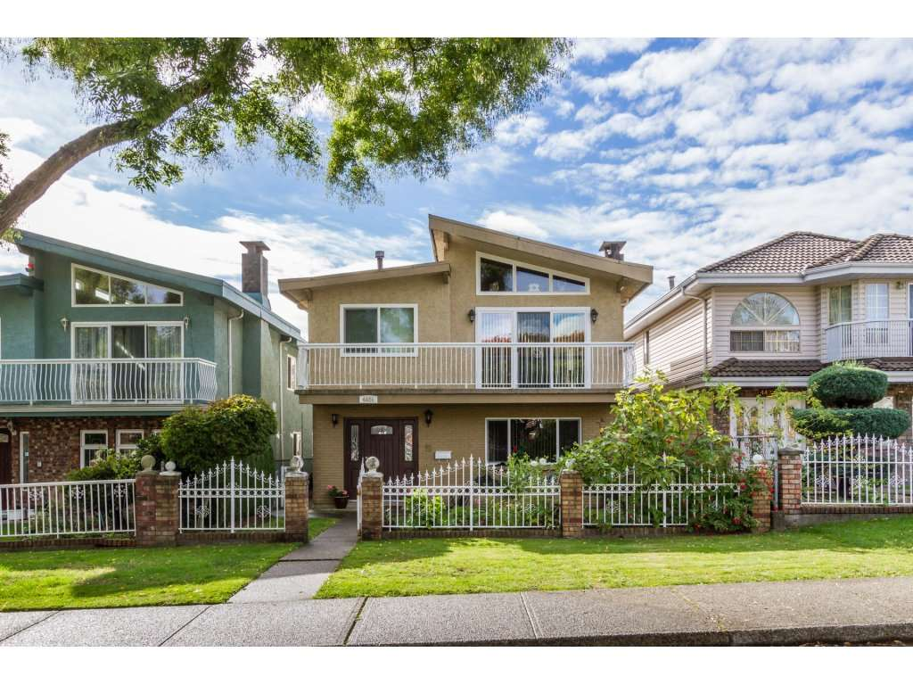 Main Photo: 4424 GEORGIA Street in Burnaby: Willingdon Heights House for sale (Burnaby North)  : MLS®# R2114795